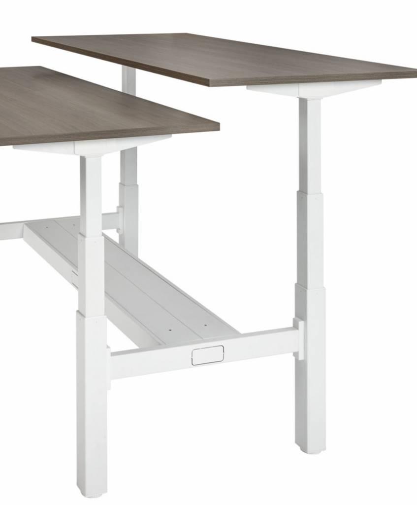HUISLIJN DUO werkplek Elektrisch verstelbaar 64-130 cm
