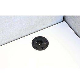 Götessons Power Circle stopcontact + 1x USB Charger