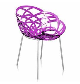 Papatya Papatya FLORA-ML Design stoel - Ontvangststoelen
