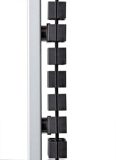 Multi Meubel Kabelslang Rechthoekig 125 cm