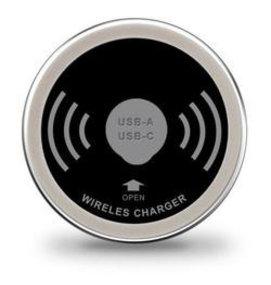 Multi Meubel Draadloze oplader inclusief USB-A en USB-C charger - Aanbiedingen