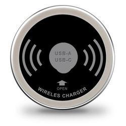 Multi Meubel DRAADLOZE OPLADER INCLUSIEF USB-A EN USB-C CHARGER