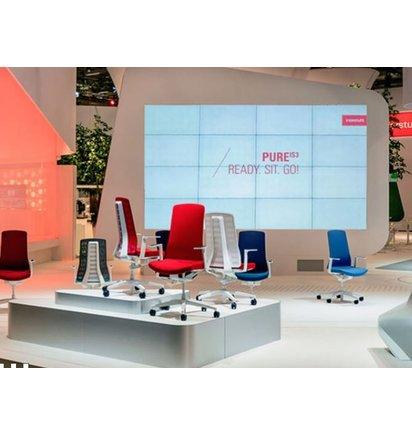 Interstuhl PUREis3 PU113 - Bureaustoelen voor werkplekken