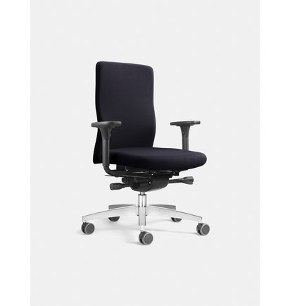 LOFFLER Bureaustoel CYMO 155 - Ergonomische krukken en stoelen