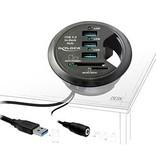 Multi Meubel Delock Desk-Hub 4 Port USB 3.0 - Copy