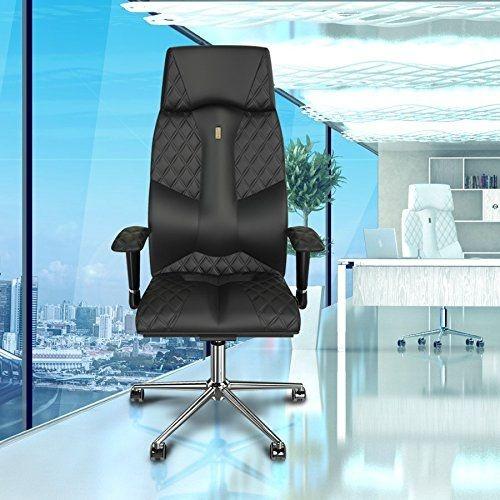 Multi Meubel KULIK ergonomische bureaustoel model BUSINESS - MET HOOFDSTEUN