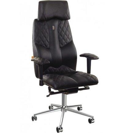 Multi Meubel KULIK ergonomische bureaustoel model BUSINESS - MET HOOFDSTEUN - Ergonomische krukken en stoelen