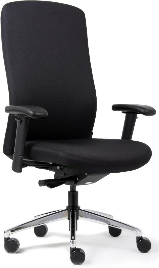 Heavy Duty bureaustoel. Grote mensen stoel