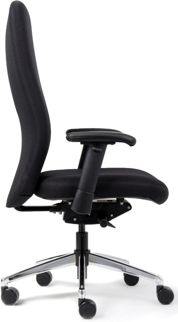 Euro Seats Heavy Duty bureaustoel. Grote mensen stoel