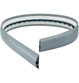 Multi Meubel Vloergoot zelfklevend flexibel GROOT 183 cm x 10,16 cm  BRUIN - Vloergoten