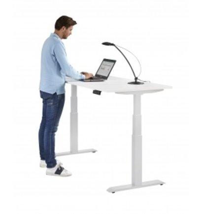 Multi Meubel TT01 BUDGET zit/sta werkplek - Elektrisch verstelbare bureaus