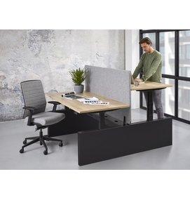 Multi Meubel TT04 DUO Elektrische zit/sta werkplekken - Elektrisch verstelbare bureaus