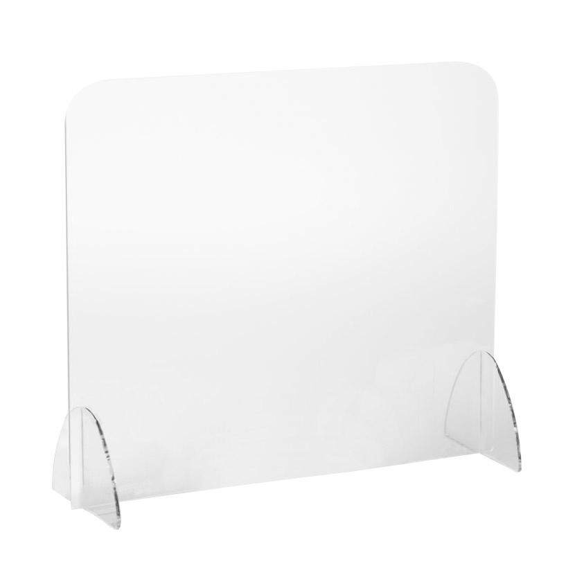 Multi Meubel Preventiescherm Plexiglas Vrijstaand op bureautafel