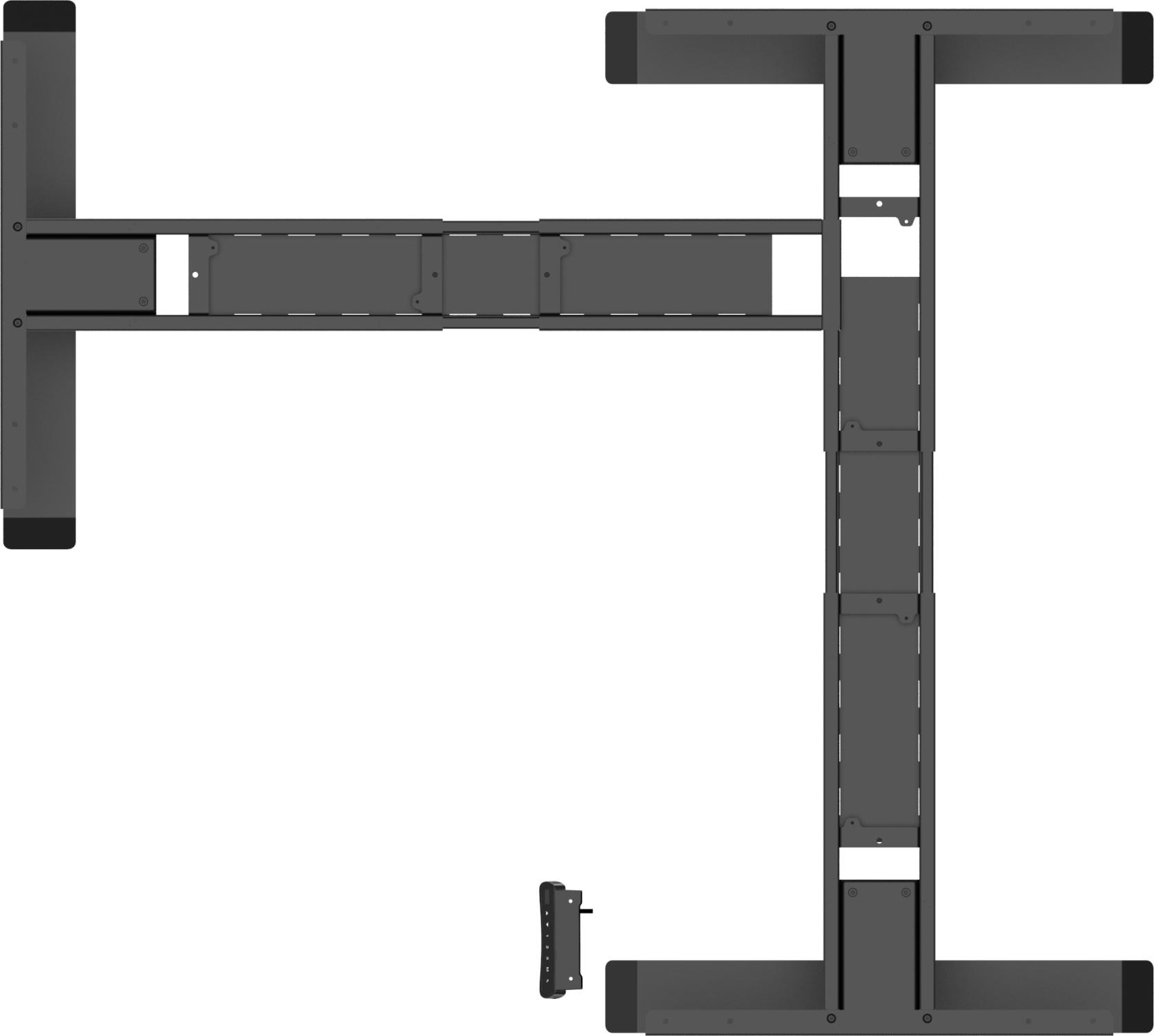 Elektrisch HOEKbureau Huislijn BUR003