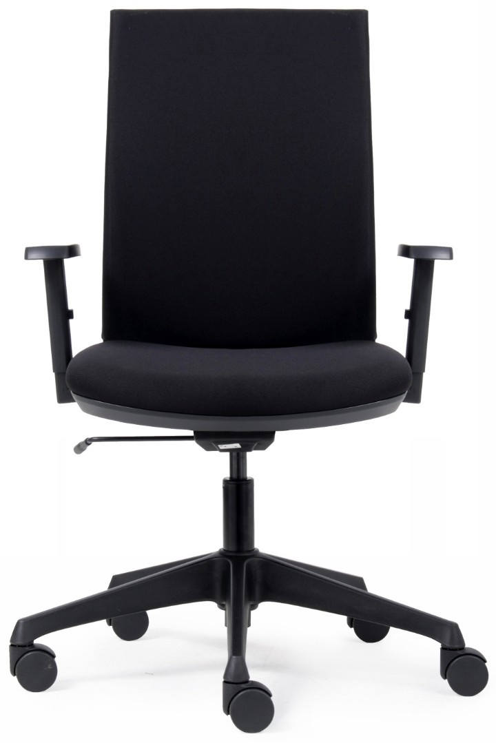 Euro Seats Canillo thuiswerk bureaustoel zitting en rug gestoffeerd