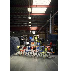 Multi Meubel NEW EASY Stoel Made in Holland. 7x7 - Zaalstoelen en kerkstoelen