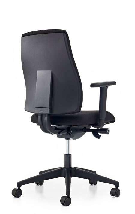 Interstuhl Interstuhl bureaustoel 16G2