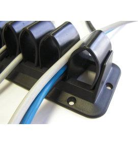Multi Meubel Cable Grip groot 155 x 65 mm - Kabelgoten Horizontaal