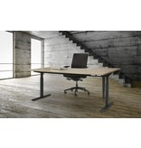 HUISLIJN QUICK bureautafel thuiswerkplek 140x80 cm