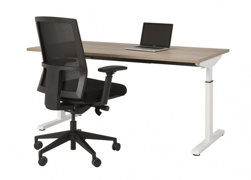 HUISLIJN QUICK bureautafel thuiswerkplek 160x80 cm