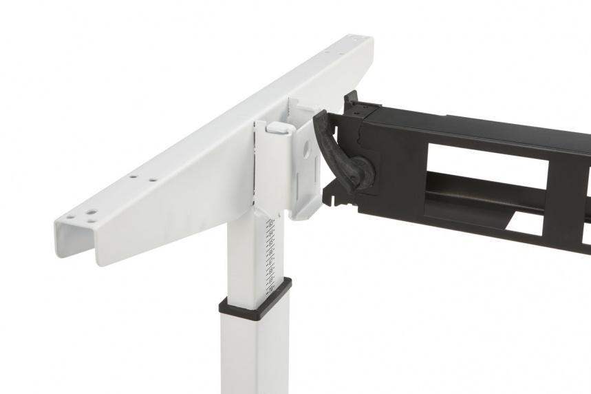 HUISLIJN QUICK  Hoek bureautafel thuiswerkplek 180/80x120/60 cm