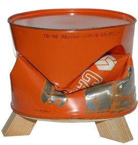 FP C-Barrel with legs -