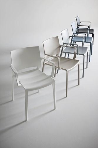 FP Active stoel met armleggers