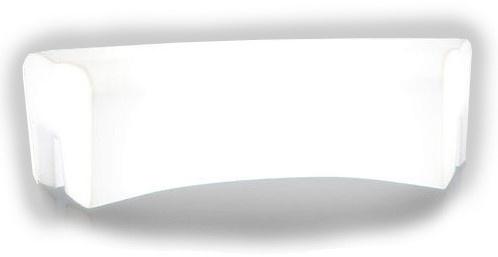 FP Althea gebogen kunststof bank met LED