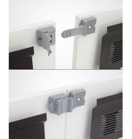 FP AC15 Kunststof bladkoppeling voor de SC153 en SC157 - Tafelonderstellen Verrijdbaar