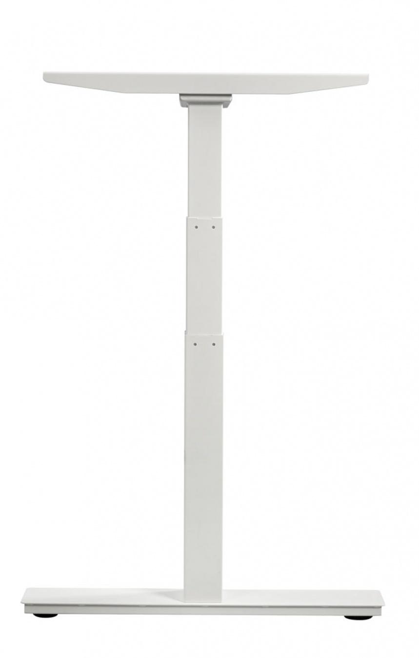 Multi Meubel TT03L  Elektrische zit/sta L-COMBINATIE werkplek (van 65 tot 130 cm.)