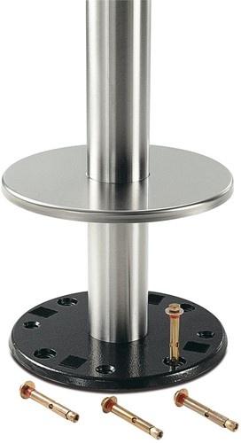 FP SC182-FIX Sta-tafelonderstel hoogte 110 cm, diameter voet Ø28 cm
