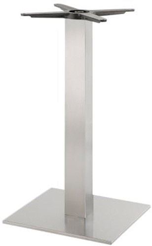 FP SC191-50x50 Tafelonderstel Hoogte 73 cm, voet 50x50 cm