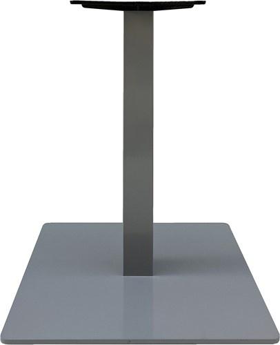 FP SC195 Tafelonderstel hoogte 73 cm, voet 60x60 cm