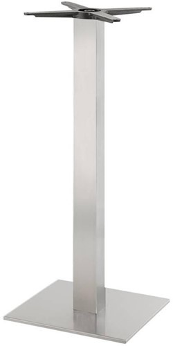 FP SC192-50x50 Tafelonderstel hoogte 110 cm, voet 50x50 cm
