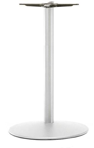 FP SC214 Sta-tafelonderstel hoogte 110 cm, voet Ø60 cm