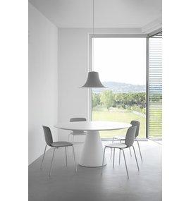 FP SC409 Kunststof tafelonderstel, hoogte 71 cm, voet Ø55 cm -
