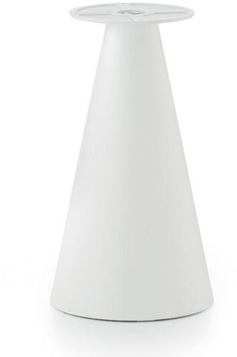 FP SC402 Kunststof sta-tafelonderstel, hoogte 107 cm, voet Ø42 cm