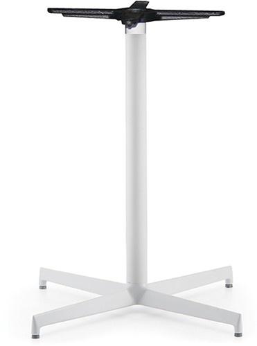 FP SC411 Tafelonderstel hoogte 73 cm, voet 49x49 cm
