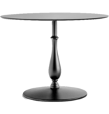 FP SC585 Klassiek tafelonderstel hoogte 73 cm, voet Ø55 cm