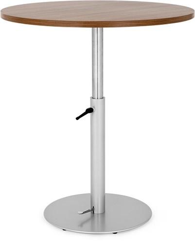 FP SC595 Hoogte verstelbaar tafelonderstel hoogte 72-110 cm, voet Ø60 cm