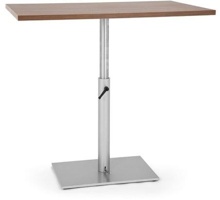 FP SC596 Hoogte verstelbaar tafelonderstel hoogte 72-110 cm, voet 40x60 cm