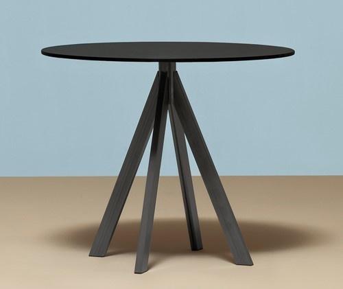 FP SC603 4-Poot tafelonderstel hoogte 71 cm, voet Ø60 cm