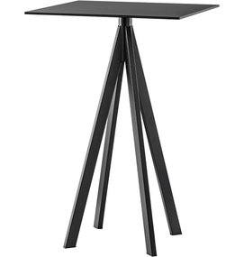 FP SC604 4-Poot sta-tafelonderstel hoogte 105 cm, voet Ø60 cm - Tafelonderstellen 4-poot