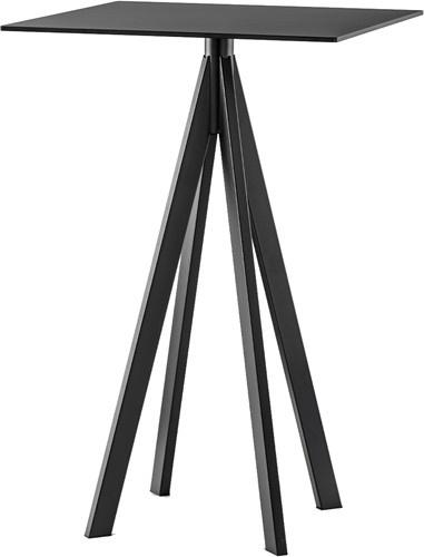 FP SC604 4-Poot sta-tafelonderstel hoogte 105 cm, voet Ø60 cm