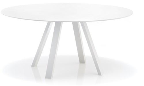 FP SC671 4-poot tafelonderstel hoogte 74 cm, voet 66,5x66,5 cm