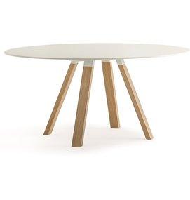 FP SC673 4-poot tafelonderstel hoogte 74 cm, voet 66,5x66,5 cm - Tafelonderstellen 4-poot