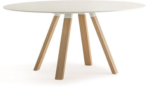 FP SC673 4-poot tafelonderstel hoogte 74 cm, voet 66,5x66,5 cm