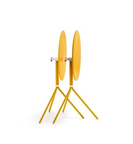 FP SC613 3-teens tafelonderstel met kantelmechanisme hoogte 72 cm