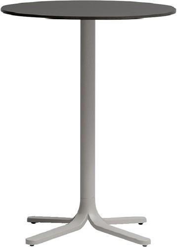 FP SC648 4-poot sta-tafelonderstel, hoogte 108 cm