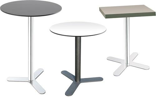 FP SC717-H430 3-poot tafelonderstel, hoogte 43 cm